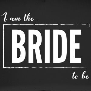 I am the Bride to be Black - Trucker Cap