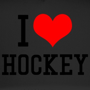 I Love Hockey - Trucker Cap