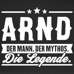 Man Myth Legend Arnd - Trucker Cap