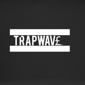 TrapWav£ All White Design - Trucker Cap