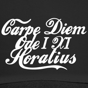 HORACE CARPE DIEM - Trucker Cap