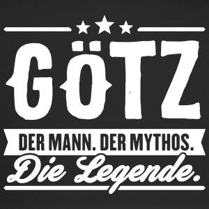 Man Myth Legend Götz - Trucker Cap