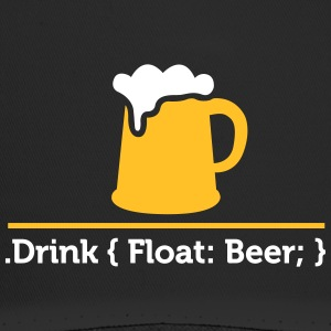 CSS Jokes - Drink Beer! - Trucker Cap