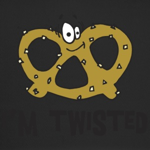 Pretzel Pretzels I Am Twisted - Trucker Cap