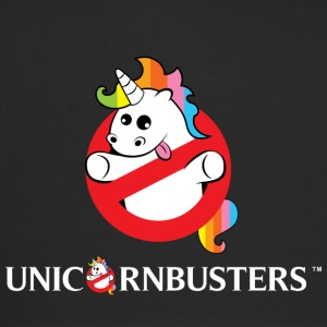 Unicorn Busters (Logo + Text) - Trucker Cap