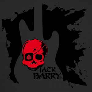 Jack Barry Skull - Trucker Cap