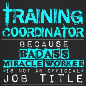 Training Coordinator - Trucker Cap
