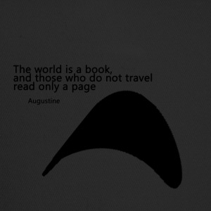 Travel_Quote_copy - Trucker Cap