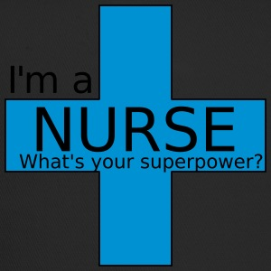 Nurse Superpotenza - Trucker Cap