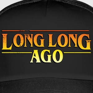 LONG LONG SEDAN Adventure - Trucker Cap