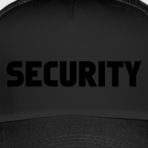 Security Fashion - Trucker Cap