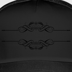 Separators · Headers · Frames - Trucker Cap