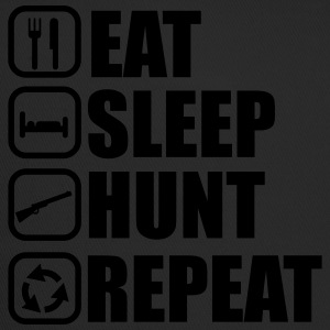 Eat sleep hunt - Hunter - Hunting - Trucker Cap