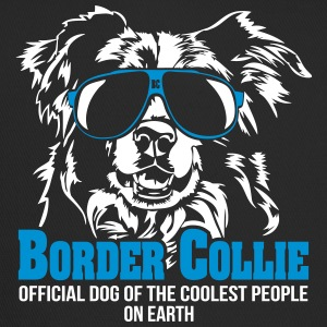 Border collie Coolest Personnes - Trucker Cap