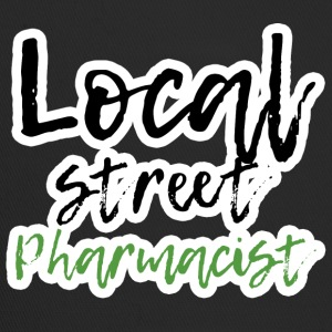 Pharmazie / Apotheker: Local Street Pharmacist - Trucker Cap