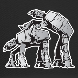 AT-AT Robot sex STAR, WARS - Trucker Cap