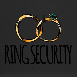 Hochzeit / Heirat: Ring Security - Trucker Cap