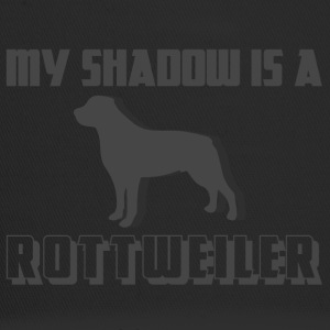 Dog / Rottweiler: My Shadow Is A Rottweiler - Trucker Cap