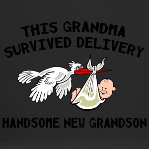 New Grandma Grandson - Trucker Cap