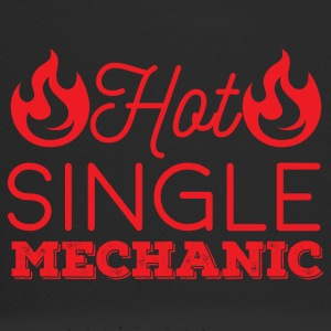 Mechaniker: Hot Single Mechanic - Trucker Cap