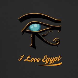 i love Egypt 1 - Trucker Cap