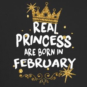 Real princesses are born in February! - Trucker Cap
