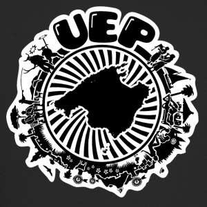 UEP white background - Trucker Cap