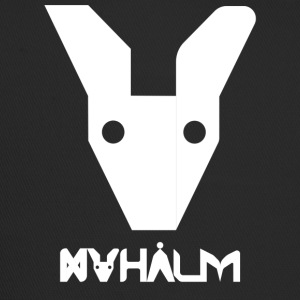 Nyhaalm Mascot, White incl. Name. - Trucker Cap