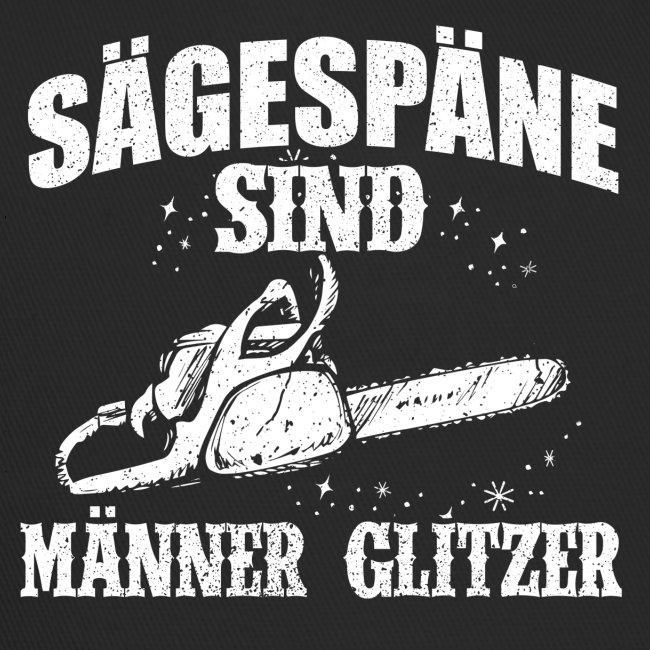 Holz Shop Sagespane Sind Mannerglitzer Kettensage Holz Trucker Cap