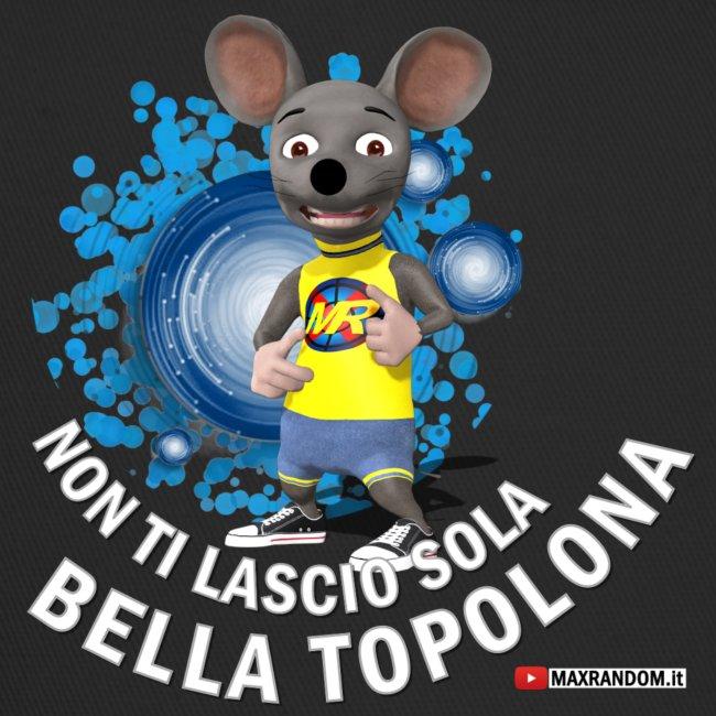 Bella Topolona testo Bianco