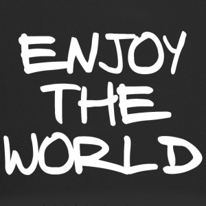 ENJOY THE WORLD - Trucker Cap