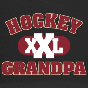 Hockey Grandpa Grandfather - Trucker Cap