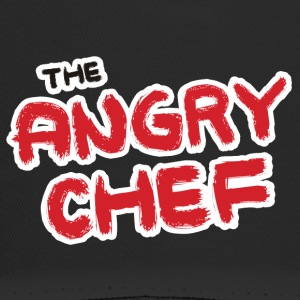 Cook / Chef: The Angry boss - Trucker Cap