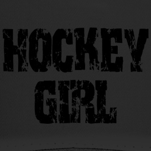 Hockey Girl - Trucker Cap