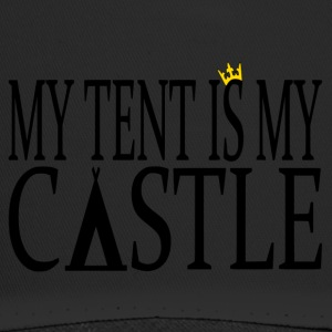 MyTentIsMyCastle - Trucker Cap
