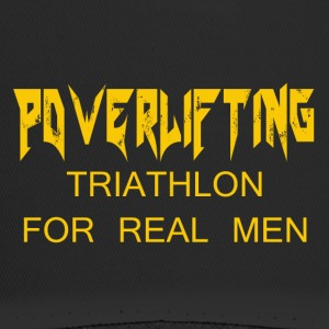 TRIATHLON FOR REAL MEN - Trucker Cap