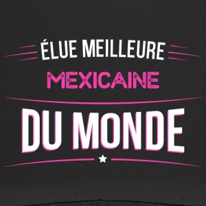 Mexicaine t shirt drole pour Mexicaine - Trucker Cap