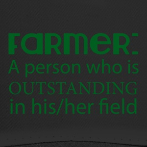 Farmer / Farmer / Farmer: A person who is outstan - Trucker Cap