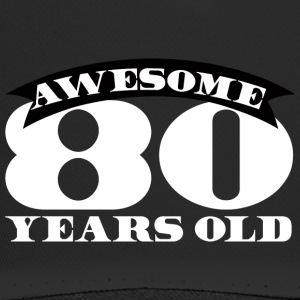 80. Geburtstag: Awesome 80 Years Old - Trucker Cap