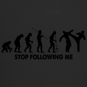 Evolution Stop Following Me - Trucker Cap