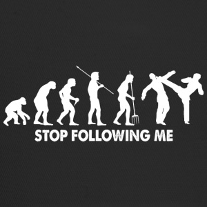 Evolution Stop Following Me Kampfsport Shirt - Trucker Cap