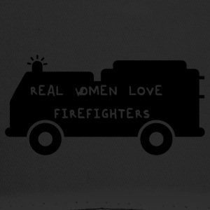Fire Department: Real Women Love Firefighters - Trucker Cap
