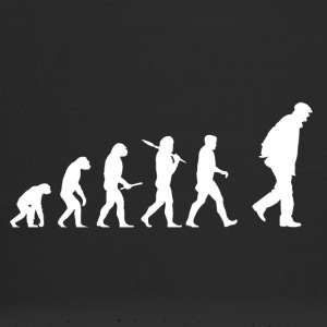 Evolution Grandpa! - Trucker Cap