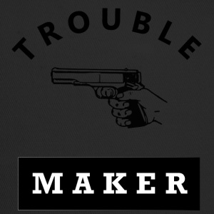trouble - Trucker Cap