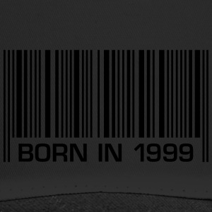 born barcode in 1999 18th birthday 18th birthday - Trucker Cap