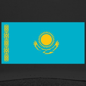 National Flag Of Kazakhstan - Trucker Cap