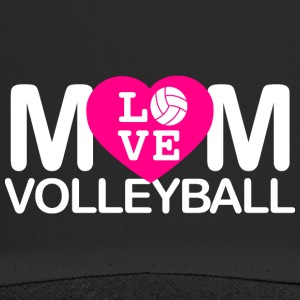 amour maman volleyball - Trucker Cap