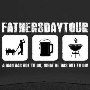 Vatertag! Fathers day! Dad! Daddy! - Trucker Cap
