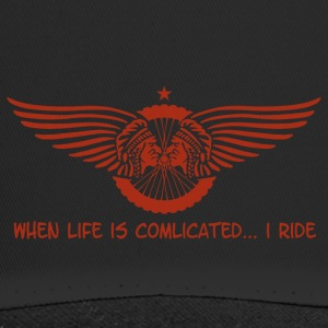When Life is complicated - Trucker Cap