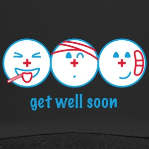 Get Well Soon - Trucker Cap